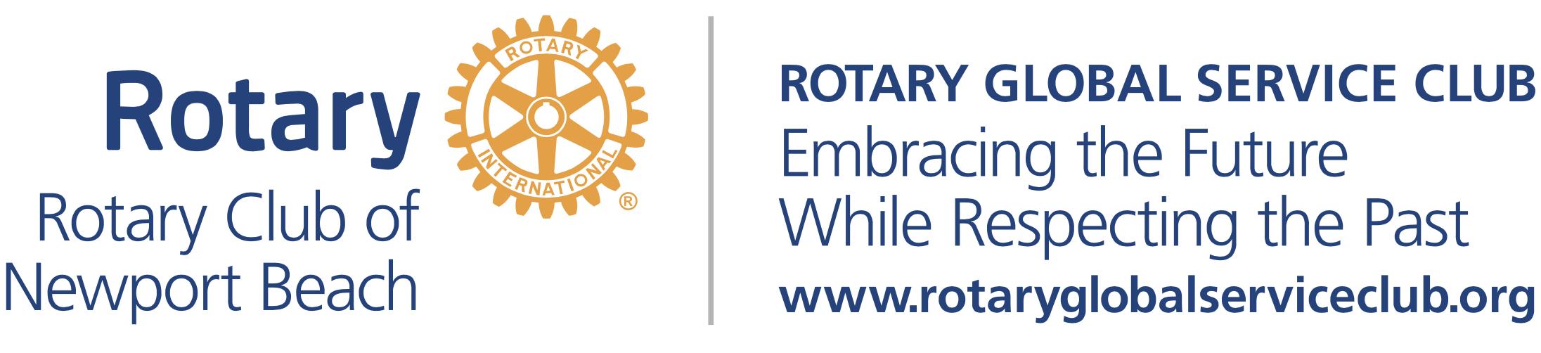 Rotary Global Service Club Logo